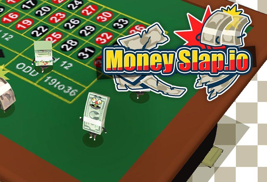 Facebookインスタントゲーム『Money Slap.io』配信スタート!